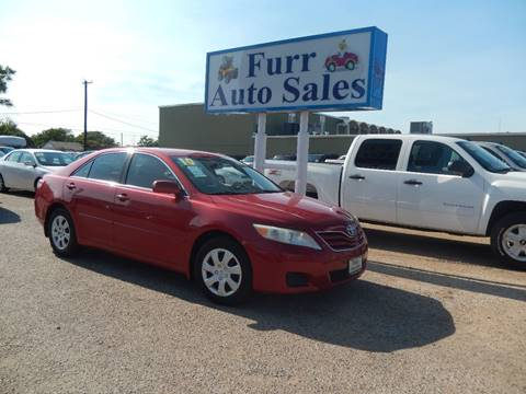 2010 Toyota Camry for sale in Lubbock, TX