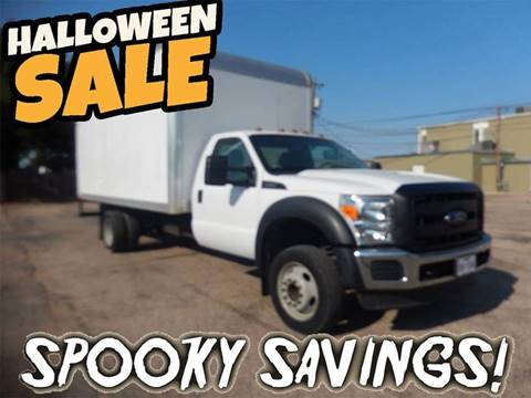 2015 Ford F-550 for sale in Lubbock, TX