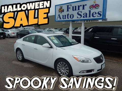 2012 Buick Regal for sale in Lubbock, TX