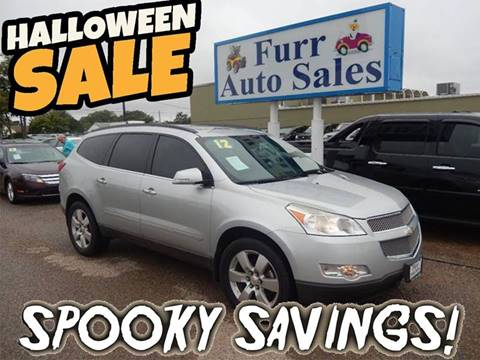 2012 Chevrolet Traverse for sale in Lubbock, TX