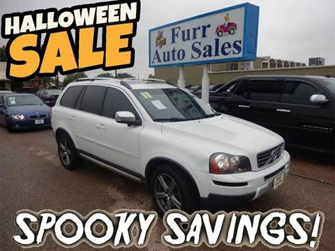 2011 Volvo XC90 for sale in Lubbock, TX