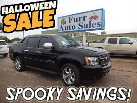 2007 Chevrolet Avalanche for sale in Lubbock, TX