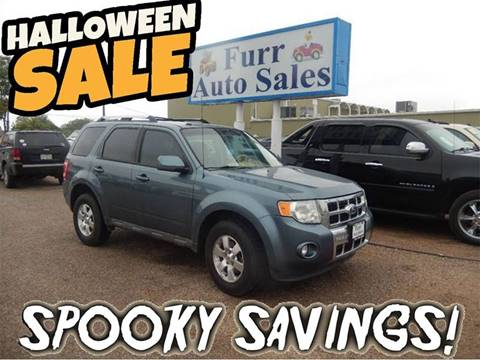 2011 Ford Escape for sale in Lubbock, TX