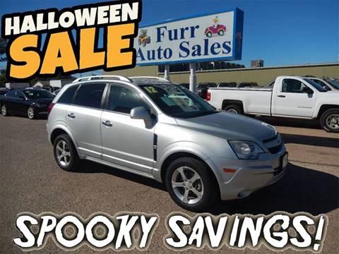 2013 Chevrolet Captiva Sport for sale in Lubbock, TX