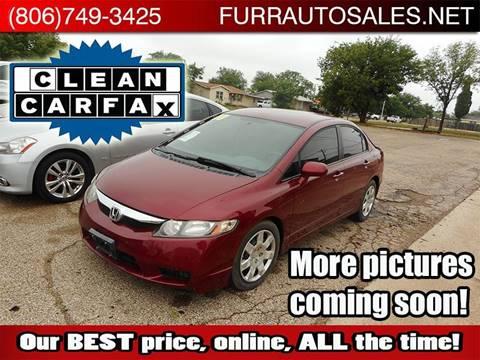 2010 Honda Civic for sale in Lubbock, TX