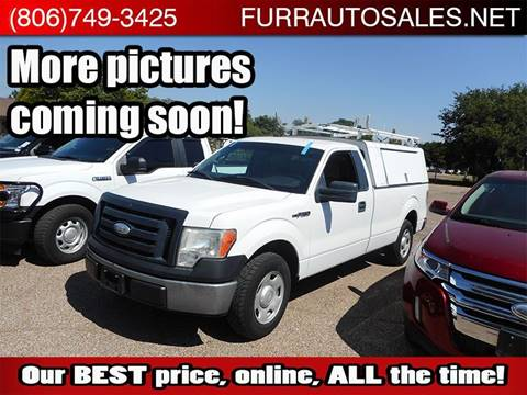 2009 Ford F-150 for sale in Lubbock, TX