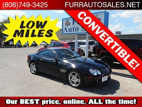 2006 Mercedes-Benz SL-Class for sale in Lubbock, TX