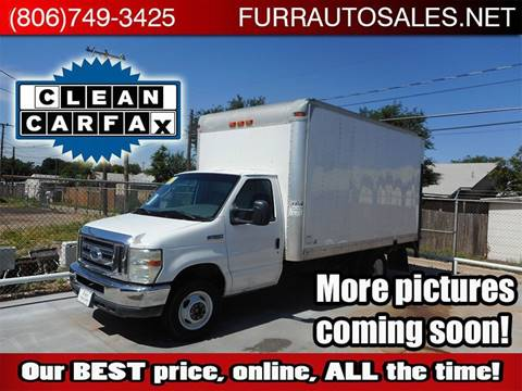 2008 Ford E-Series Chassis for sale in Lubbock, TX