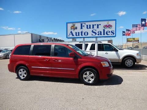 2008 Dodge Grand Caravan for sale in Lubbock, TX