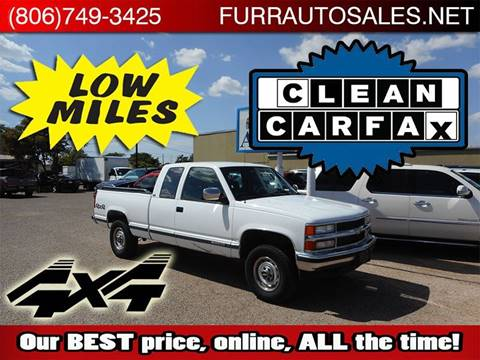 1994 Chevrolet C/K 2500 Series for sale in Lubbock, TX