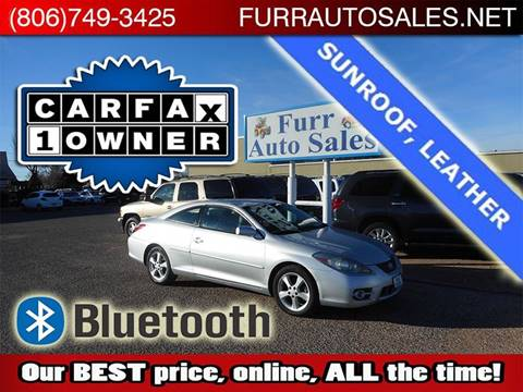2007 Toyota Camry Solara for sale in Lubbock, TX
