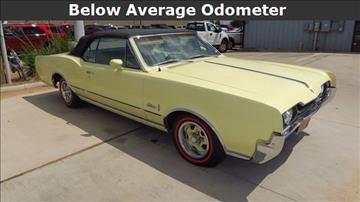 1967 Oldsmobile Cutlass for sale in Lamesa, TX