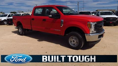 2017 Ford F-350 Super Duty for sale in Lamesa, TX