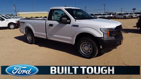 2018 Ford F-150 for sale in Lamesa, TX