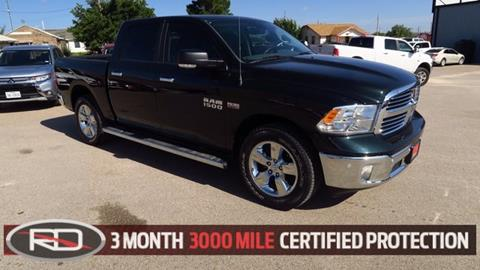 2015 RAM Ram Pickup 1500 for sale in Lamesa, TX