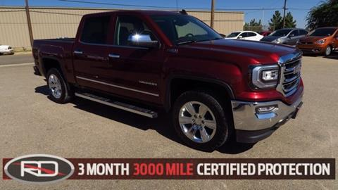 2016 GMC Sierra 1500 for sale in Lamesa, TX