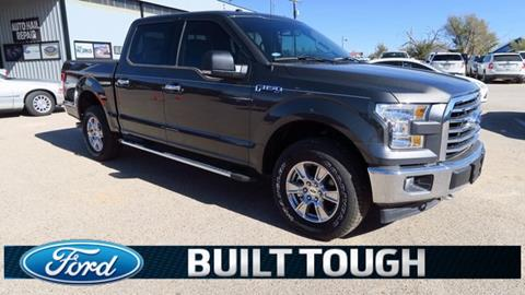 2017 Ford F-150 for sale in Lamesa, TX