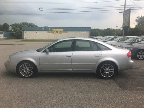 2002 Audi A6 for sale in Portland, ME