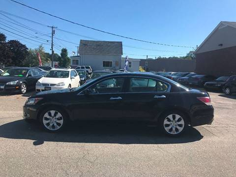2010 Honda Accord for sale in Portland, ME
