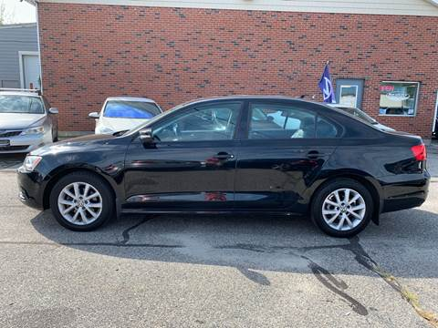 2012 Volkswagen Jetta for sale in Portland, ME