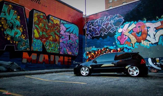 2007 Volkswagen GTI for sale at BAY CITY MOTORS in Portland ME