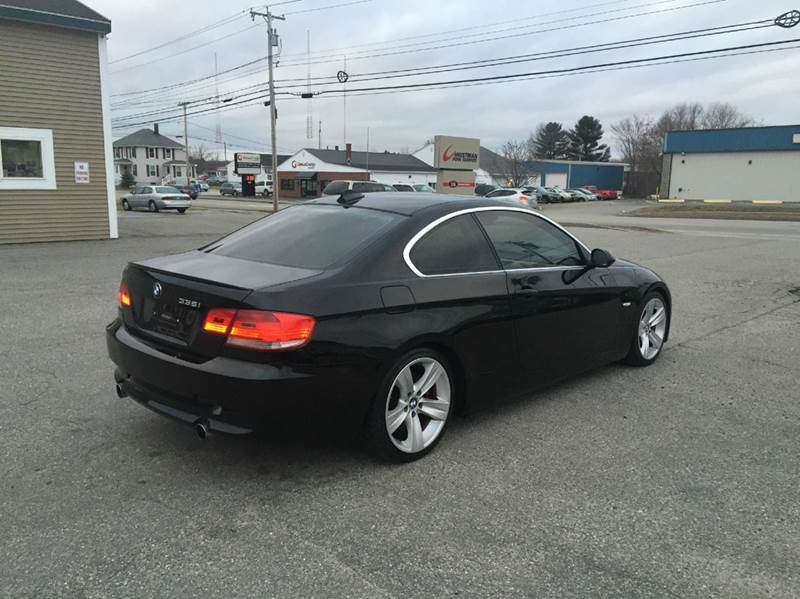 2007 Bmw 3 Series 335i 2dr Coupe In Portland ME - BAY CITY MOTORS