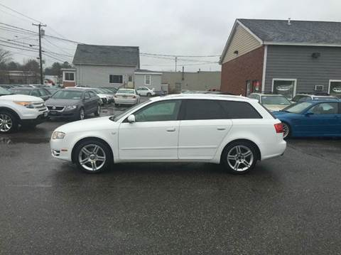 Audi A4 For Sale In Maine