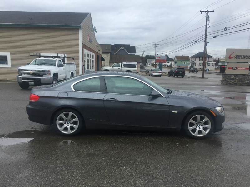 2008 Bmw 3 Series 328xi Awd 2dr Coupe Sulev In Portland Me