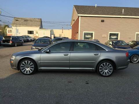 2004 Audi A8 L for sale in Portland, ME