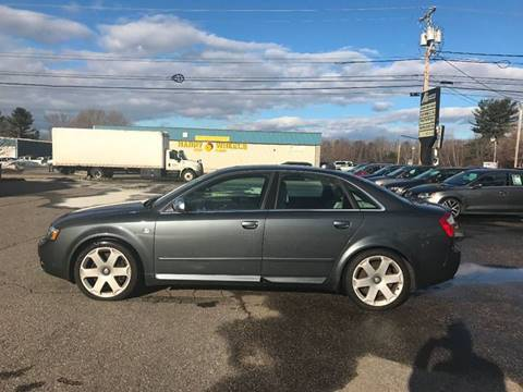 2004 Audi S4 For Sale  Carsforsalecom