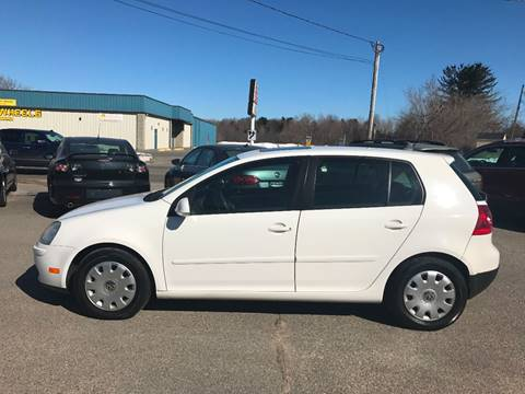 2008 Volkswagen Rabbit for sale in Portland, ME