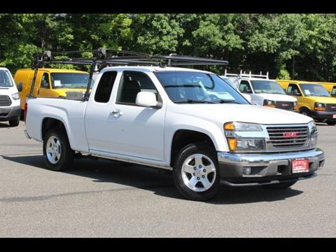 2012 GMC Canyon for sale in Landover, MD