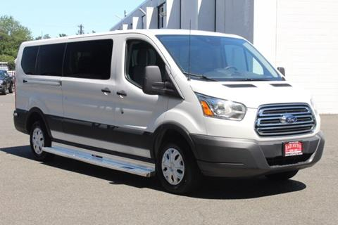 2016 Ford Transit Passenger for sale in Landover, MD