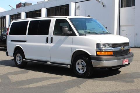 2016 Chevrolet Express Passenger for sale in Landover, MD