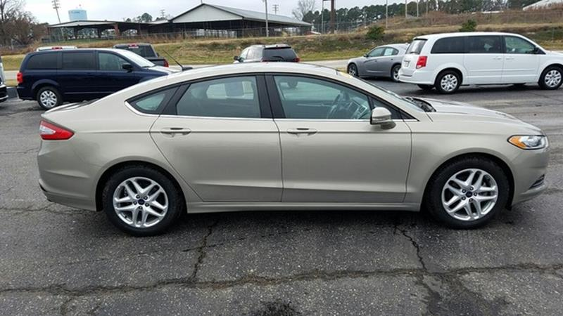 2016 Ford Fusion for sale at Bayird Pre-Owned Supercenter of Jonesboro in Jonesboro AR
