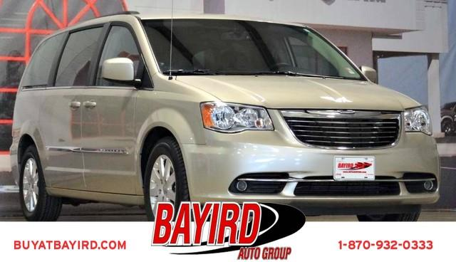 2016 Chrysler Town and Country for sale at Bayird Pre-Owned Supercenter of Jonesboro in Jonesboro AR