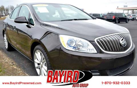 2016 Buick Verano for sale at Bayird Pre-Owned Supercenter of Jonesboro in Jonesboro AR