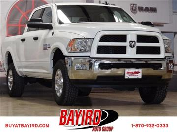 2016 RAM Ram Pickup 2500 for sale at Bayird Pre-Owned Supercenter of Jonesboro in Jonesboro AR