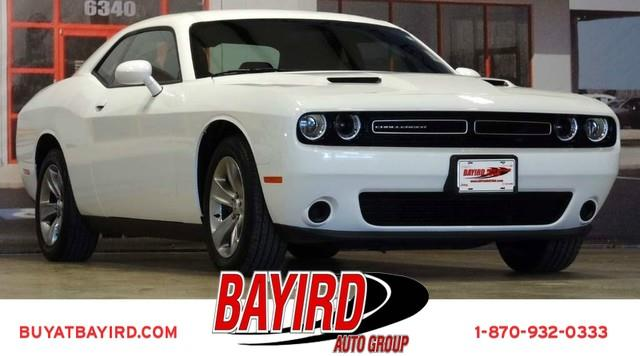 2016 Dodge Challenger for sale at Bayird Pre-Owned Supercenter of Jonesboro in Jonesboro AR