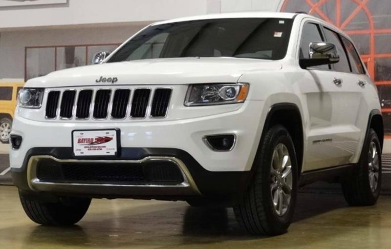 2015 Jeep Grand Cherokee for sale at Bayird Pre-Owned Supercenter of Jonesboro in Jonesboro AR