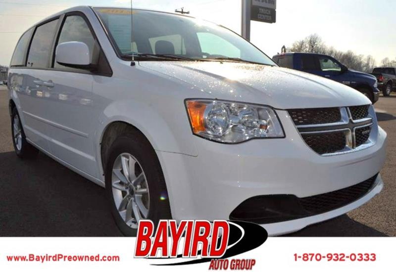 2015 Dodge Grand Caravan for sale at Bayird Pre-Owned Supercenter of Jonesboro in Jonesboro AR