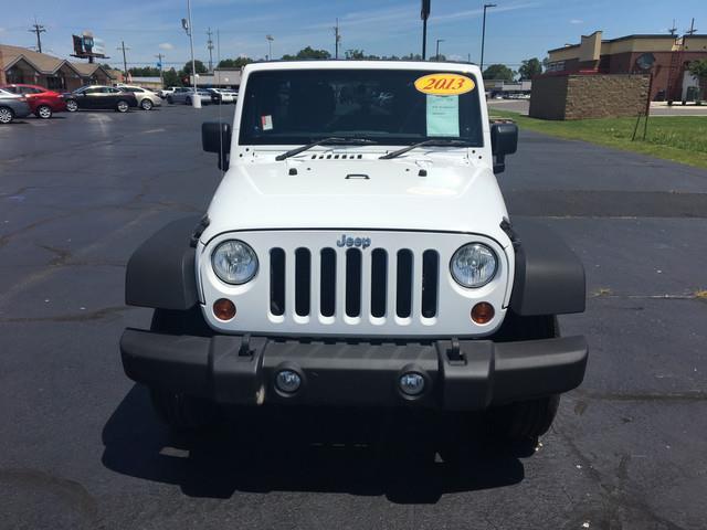 2013 Jeep Wrangler Unlimited for sale at Bayird Pre-Owned Supercenter of Jonesboro in Jonesboro AR