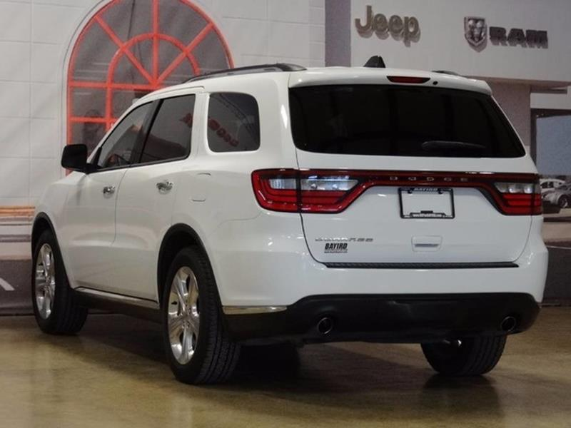 2014 Dodge Durango for sale at Bayird Pre-Owned Supercenter of Jonesboro in Jonesboro AR