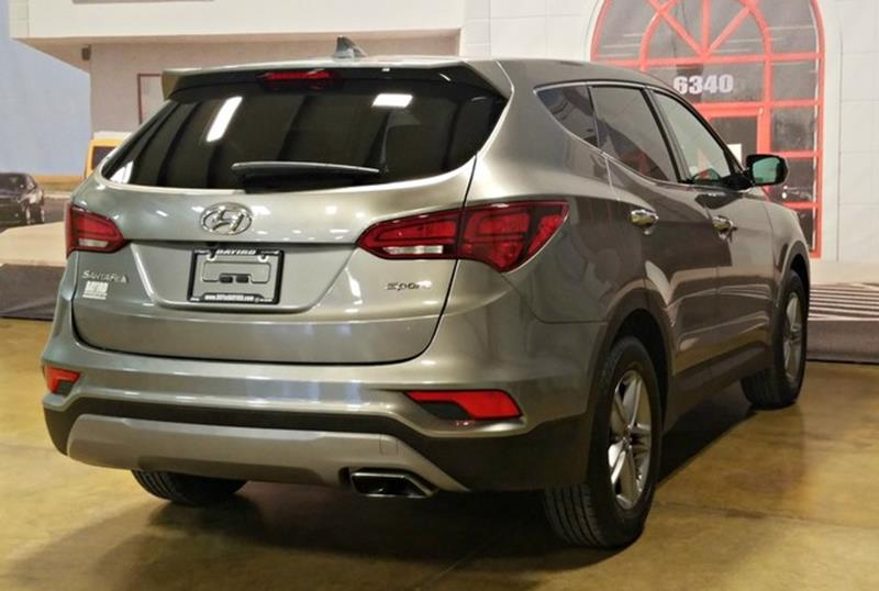2017 Hyundai Santa Fe Sport for sale at Bayird Pre-Owned Supercenter of Jonesboro in Jonesboro AR