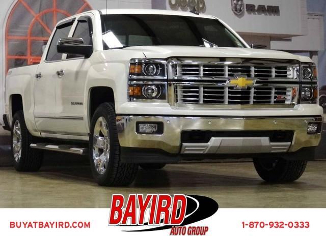 2015 Chevrolet Silverado 1500 for sale at Bayird Pre-Owned Supercenter of Jonesboro in Jonesboro AR