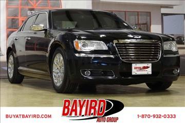 2012 Chrysler 300 for sale at Bayird Pre-Owned Supercenter of Jonesboro in Jonesboro AR