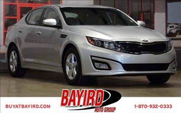 2015 Kia Optima for sale at Bayird Pre-Owned Supercenter of Jonesboro in Jonesboro AR