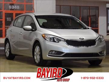 2016 Kia Forte5 for sale at Bayird Pre-Owned Supercenter of Jonesboro in Jonesboro AR