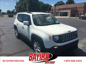 2016 Jeep Renegade for sale at Bayird Pre-Owned Supercenter of Jonesboro in Jonesboro AR
