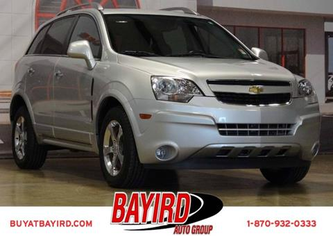 2014 Chevrolet Captiva Sport for sale at Bayird Pre-Owned Supercenter of Jonesboro in Jonesboro AR